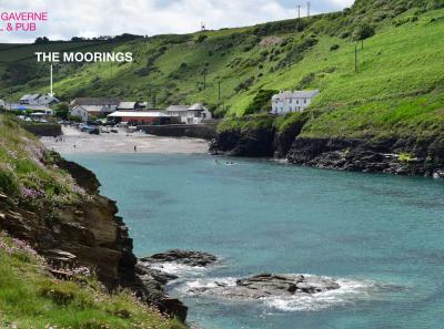 The Moorings location at Port Gaverne