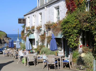 The Port Gaverne Hotel